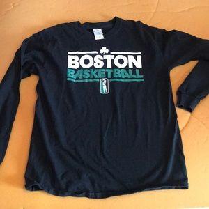Boston Celtics Warmup Shirt